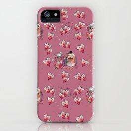 My little owl love. iPhone Case