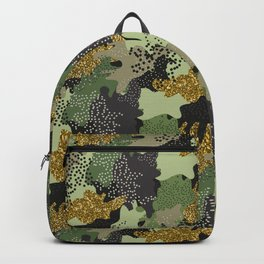 Modern Military Army Camouflage Pattern Backpack
