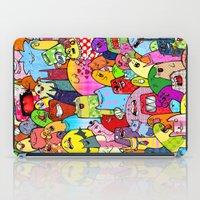 random iPad Cases featuring Random by Raquel Amo Art