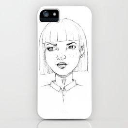 Doubt. iPhone Case