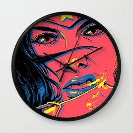 W O N D E R W O M A N Wall Clock