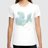 aurora T-shirts featuring aurora by Marta Olga Klara