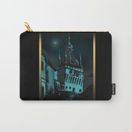 #SighisoaraClockTower II Carry-All Pouch