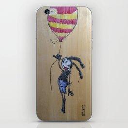 Balloon Travel iPhone Skin