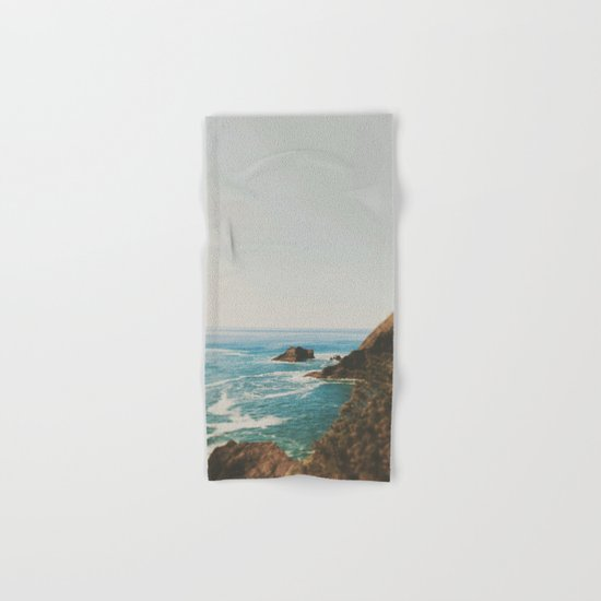 Oregon Coast Hand & Bath Towel