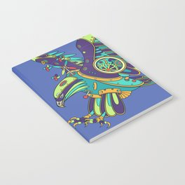Eagle, cool wall art for kids and adults alike Notebook
