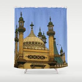 Opulence Shower Curtain