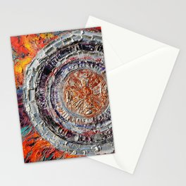 """""""The temple of the dragon"""" Stationery Cards"""
