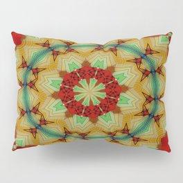 Parasol Kaleidoscope Pillow Sham