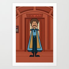 EP5 : Lando Art Print
