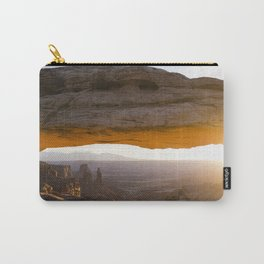 Mesa Arch, Moab Utah Carry-All Pouch