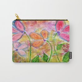 Flowers for My Daughters Carry-All Pouch