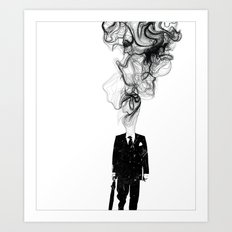 An Offer You Can't Refuse Art Print