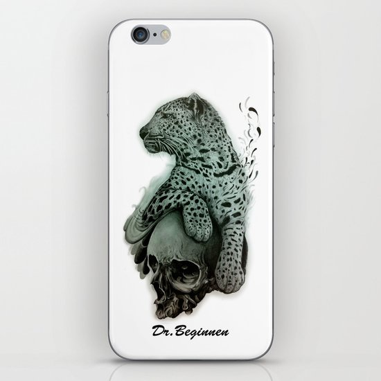 by Reeve Wong iPhone Skin