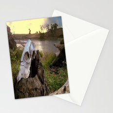 Trail Marker Stationery Cards