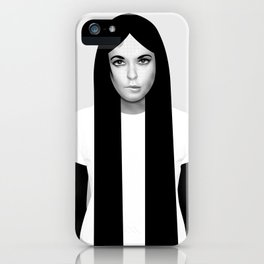 'K' iPhone Case