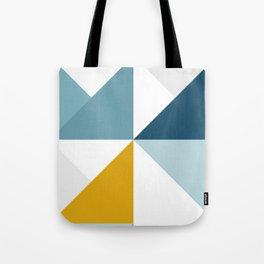 Modern Geometric 18/3 Tote Bag