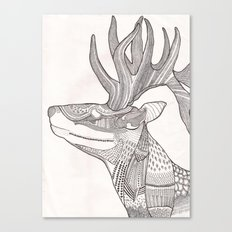 The Forest Spirit Canvas Print