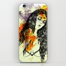 Tribal Beauty 3 iPhone & iPod Skin