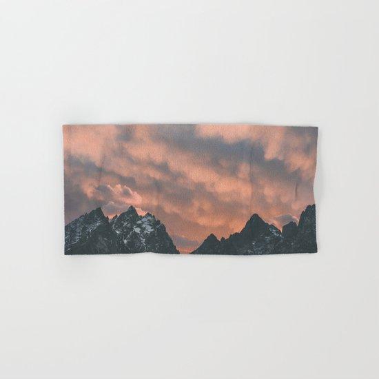 Yellowstone National Park Hand & Bath Towel