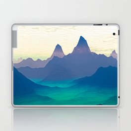 Green Valley Landscape Laptop & iPad Skin