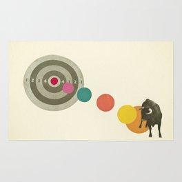 Bull's Eye : Taurus Rug