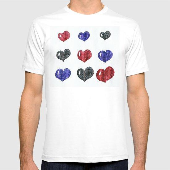 My hearts T-shirt