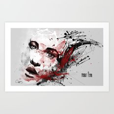 about fear Art Print