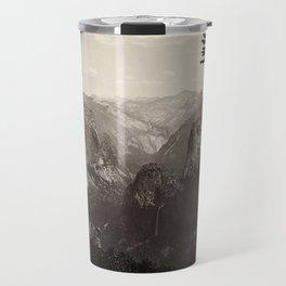 Yosemite Valley, California Travel Mug