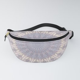 TRANSLUCENT BUTTERFLIES AND BEADS Fanny Pack