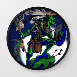 Dungeons, Dice and Dragons - Goblins Wall Clock