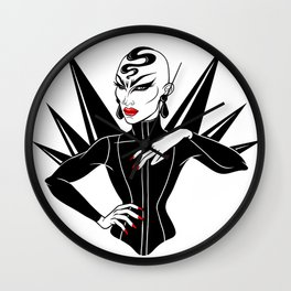 Sasha Velour, RuPaul's Drag Race Queen Wall Clock