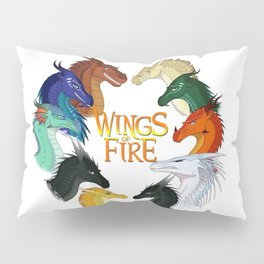 Love Wings of Fire Pillow Sham