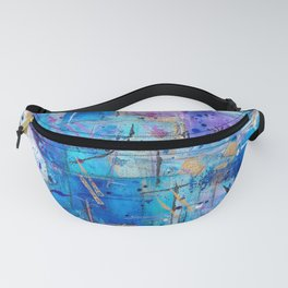 POETIC JUSTICE Fanny Pack