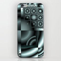 Test Pattern iPhone & iPod Skin