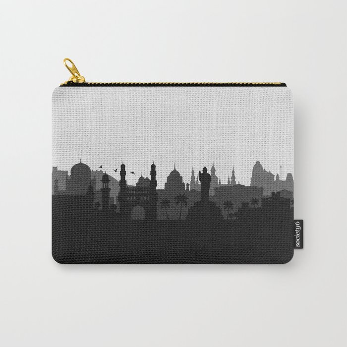 City Skylines: Hyderabad Carry-All Pouch