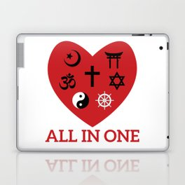 All in one Laptop & iPad Skin