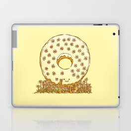 In Bloom Donut Laptop & iPad Skin