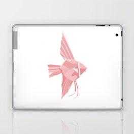 Origami Angelfish Laptop & iPad Skin