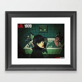 LOL 1999 Framed Art Print