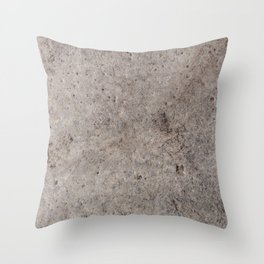 Floor Stone Texture Design Throw Pillow