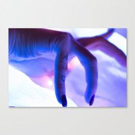 Grasp! Canvas Print