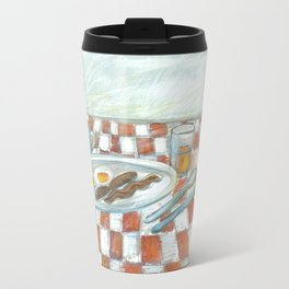 All American Breakfast 2 Travel Mug