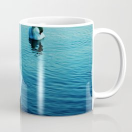 Swans of lake Balaton Coffee Mug