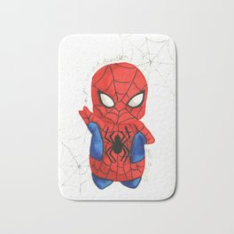 Spider-man Friendly Neighborhood Chibi Bath Mat