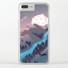 Sunquake Clear iPhone Case