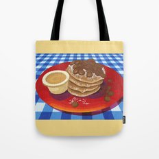 Pancakes Week 4 Tote Bag
