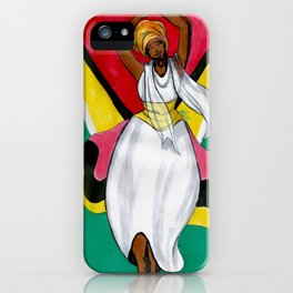 Dear Land of Guyana, of Rivers and Plains iPhone Case