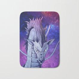 Spirited Away - Haku Dragon Portrait Artwork Bath Mat