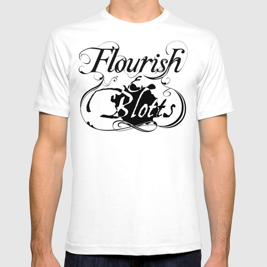 Flourish & Blotts of Diagon Alley T-shirt